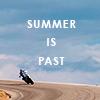 夏の終わり SUMMER IS PAST