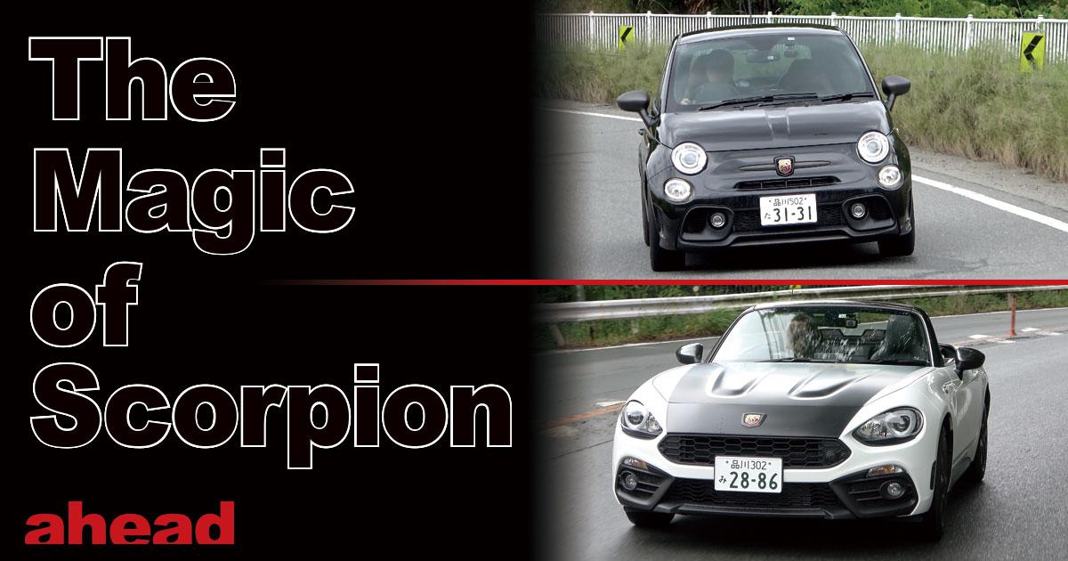 The Magic of Scorpion